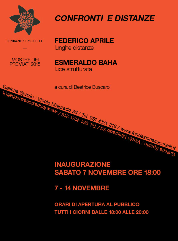 Francesco Aprile - Esmeraldo Baha