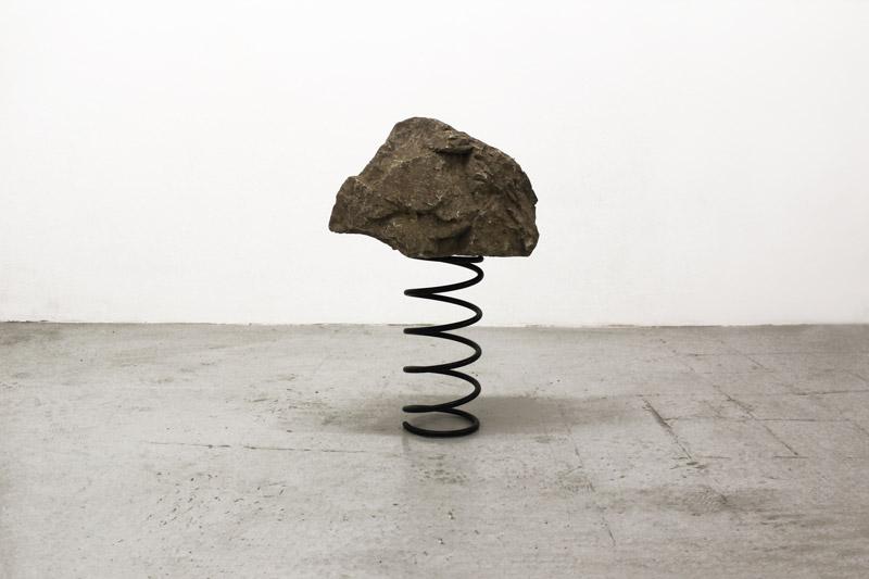 """Gianni D'Urso, """"Esercizi con pietra"""""""