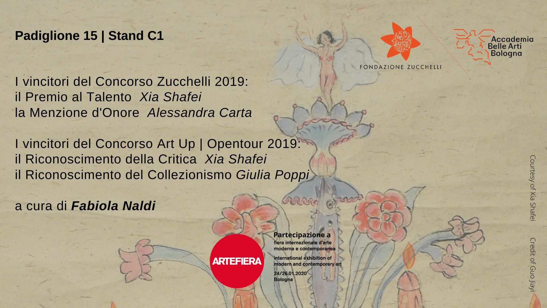 ARTEFIERA 2019 Bologna 13-01-2020